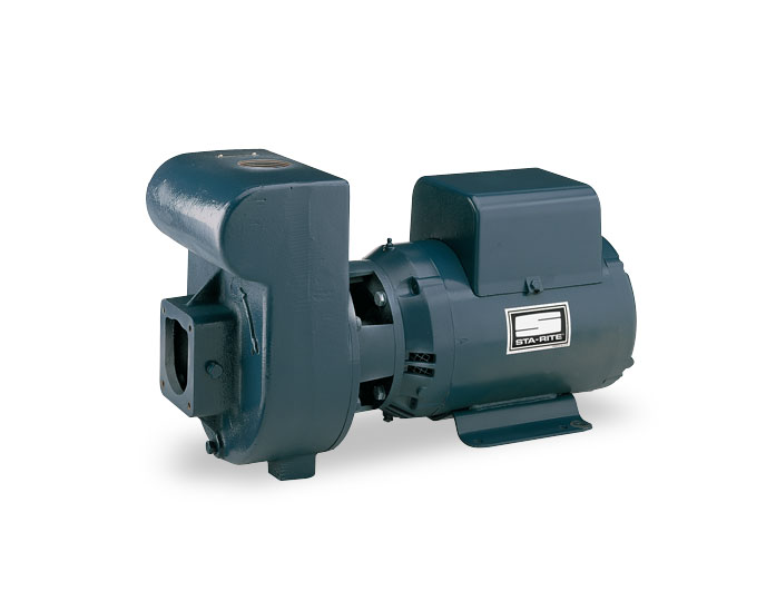 Sta rite dhj 170 centrifugal pump water pumps now for Sta rite well pump motor