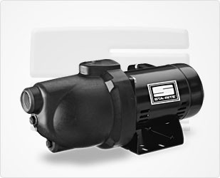 Sta-Rite PND-10 Shallow Well Jet Pump